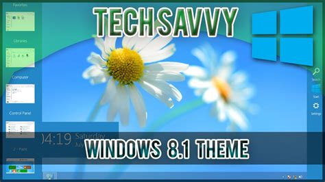 windows 8 theme for windows 7 youtube windows 7 themes windows 8 1 theme youtube