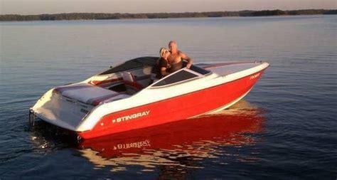 stingray boats craigslist stingray 658 zpx boat for sale from usa