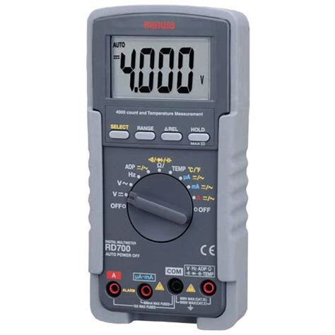 Digital Multimeter Sanwa Cd772 multitester digital sanwa meter digital