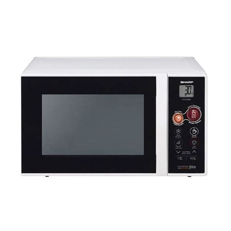 jual sharp r 21a1 w in microwave harga kualitas