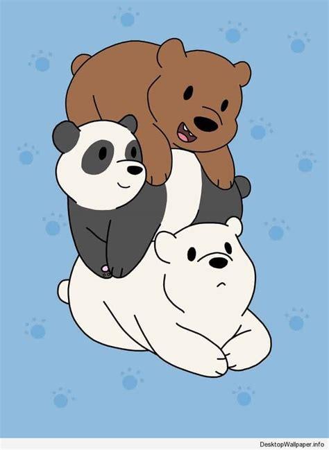 To Bare we bare bears wallpaper hd phone impremedia net