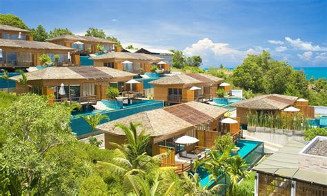 bungalow water thailand ten sensational overwater bungalows the new daily