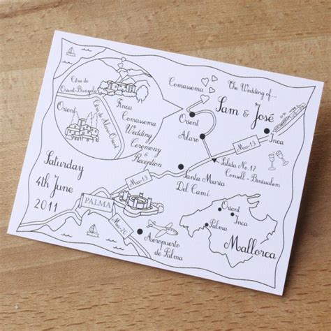 map wedding invitation insert 16 best images about save the date map ideas on