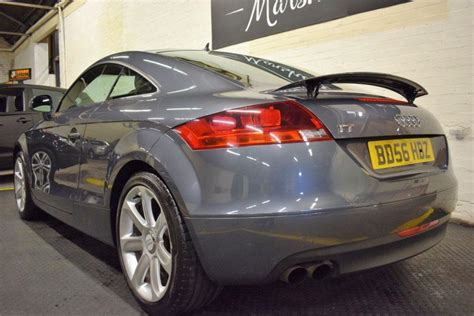 electronic stability control 2006 audi tt navigation system used 2006 audi tt 2 0 tfsi 3d 200 bhp for sale in sutton coldfield pistonheads