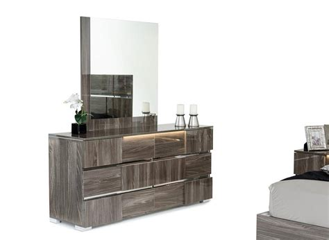 Made In Italy Wood Luxury Elite Bedroom Furniture Dc Modern Furniture