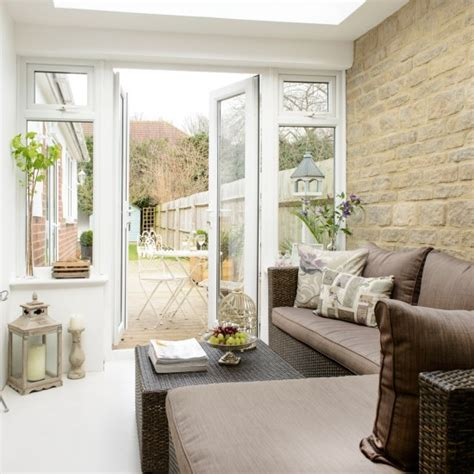 conservatory interior ideas uk compact conservatory with corner sofa small conservatory