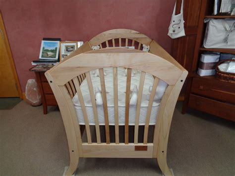 wood baby crib unfinished wood baby cribs the organic mattress store