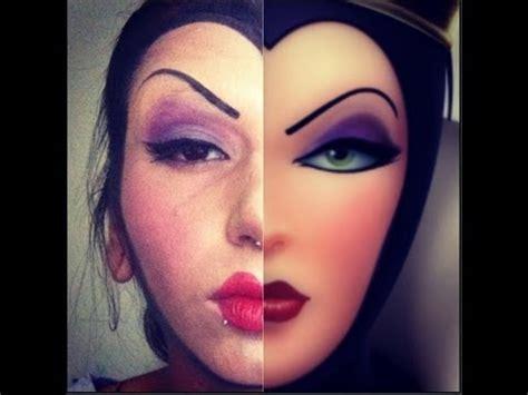 makeup tutorial evil queen evil queen inspired makeup look youtube