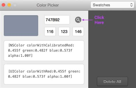 find color code from image architeering find color code of an image on your screen