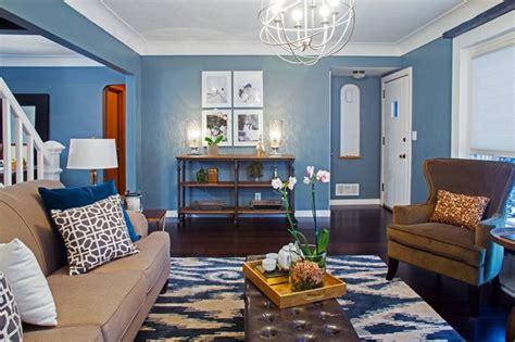 Idee Deco Salon Bleu by Peinture Pour Salon Quelle Couleur Choisir