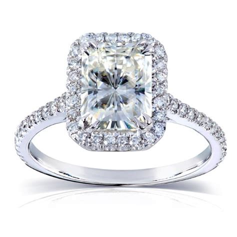 Lorless F G Moissanite En Ement  Ee  Ring Ee   With