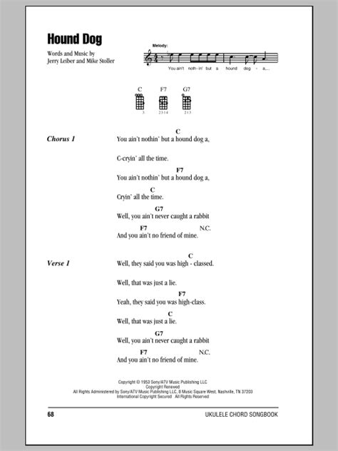 hound chords hound sheet direct