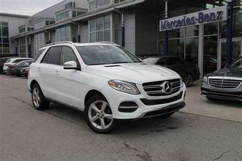 certified pre owned  mercedes benz gle gle  matic