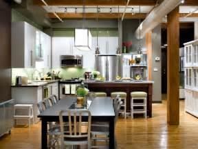 Kitchen Dining Area Ideas L Shaped Kitchen Design Pictures Ideas Tips From Hgtv Hgtv