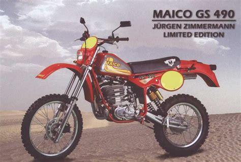 Maico Motorrad Elektro by Maico Classic Home