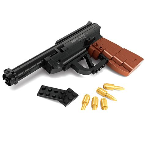 Gun Pistol Set image gallery lego gun sets
