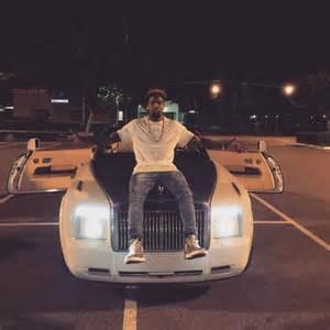 Beckham Rolls Royce Odell Beckham Jr Rolling Through The Streets In A Rolls