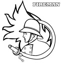 free coloring pages of fireman sam fire engine