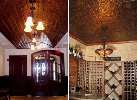 American Tin Ceiling Company by Aecinfo News Lincroft Inn Tin Ceiling Tiles By The