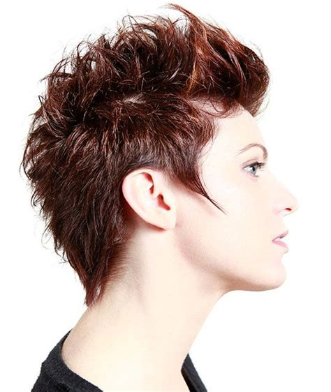 mohawk on chubby cheeks 25 hairstyles to slim down a round face hairstyles