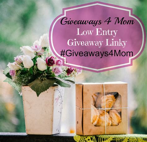 Giveaways For Moms - low entry giveaways giveaways 4 mom linkis com