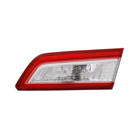toyota camry tail light replacement tyc 174 toyota camry 2012 replacement tail light