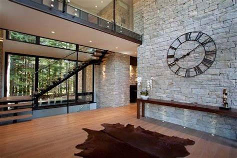 the home interior interior design modern natural stone house ideas interior