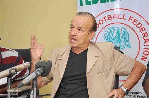 nigeria s gernot rohr satisfied with draw outcome against