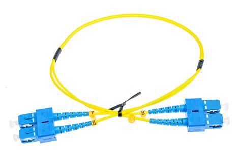Patch Cord Patchcord Sc Upc Sc Upc Dx Duplex Sm5m Fo Fiber Optic Optik patchcord 蝗wiat蛯owodowy sc upc sc upc sm duplex 2mm 0 5m g657a1