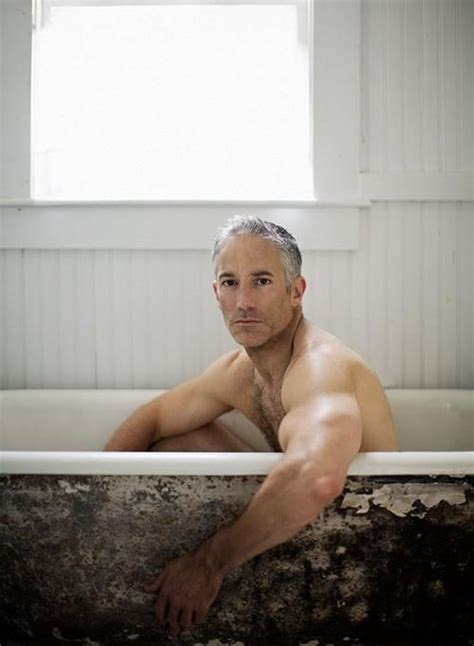 sexy in bathtub silver fox is the new hot getting excited age defines men pinterest sexy silver and bath
