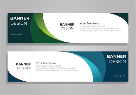 Banner Cdr Free Vector Art 18008 Free Downloads Banner Design Templates