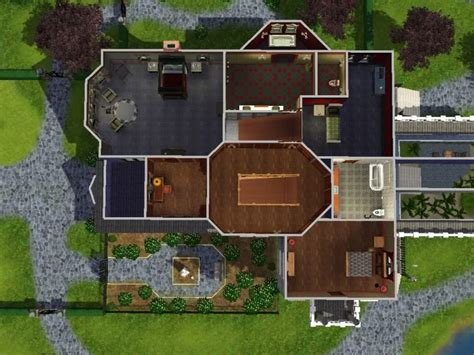 sims 2 pets house designs sims 2 pets house plans house style ideas