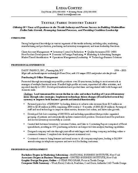 Sample Resume For Purchaser – Sample Resume Buyer   Sample Resume