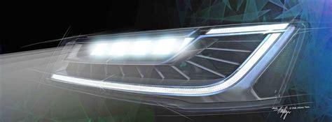 Audi Led Scheinwerfer by Lichttechnologie Die Neuen Audi Matrix Led Scheinwerfer