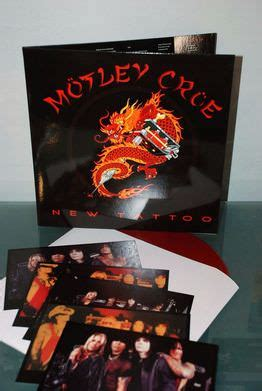 motley crue new tattoo motley crue new on vinyl which version to buy