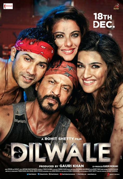 Film Dilwale | rohit shetty s quot dilwale quot 2015 a mindless entertainer