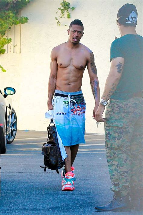 nick cannon tattoo of mariah name nick cannon shows of jesus which