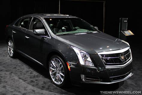 Cadillac Xts Sedan by Report Updated Cadillac Xts Sedan Coming This Year New