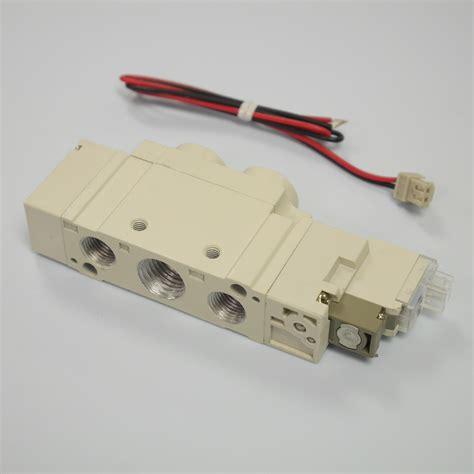 Air Coupler Type Sh Einhill Ukuran 12 Inch 40sh 1 4 quot inch pneumatic exhaust 1 8 quot 5 2 way solenoid valve
