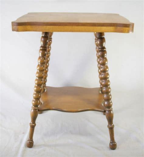 antique spindle leg side table antique mahogany spindle leg side table oak spindle leg