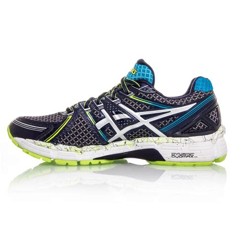 asics gel kayano 19 mens running shoes asics gel kayano 19 mens running shoes navy blue green