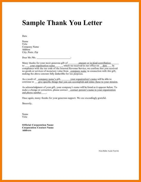 thank you letter after bookkeeper sle ideal vistalist co