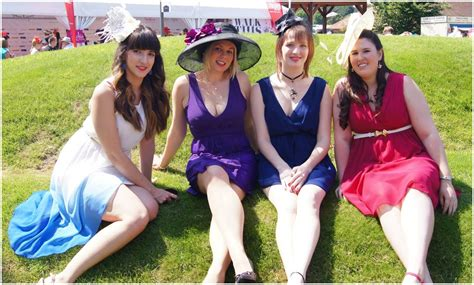 try a new race day do with a double french braid women the uk s hat tastic horse racing season housetrip