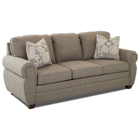 Air Mattress Sleeper Sofa by Rolled Arm Sleeper Sofa With Air Coil Mattress By