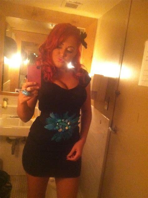 Erica Venetia Figueroa The Red Headed Hustler Of Bad Erica From Bad Club Tattoos