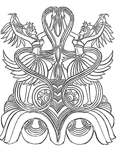 design art pattern glass painting patterns modern art design fantastic