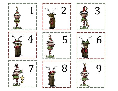 printable christmas number cards christmas numbers printable search results calendar 2015