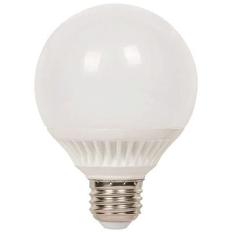 westinghouse 60w equivalent warm white globe g25 dimmable