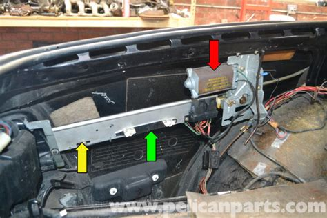 sunroof motor replacement porsche 944 turbo sunroof repair and replacement 1986