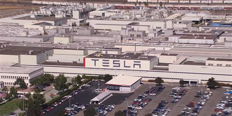 tesla factory tesla s fremont factory could manufacture up to 1 million